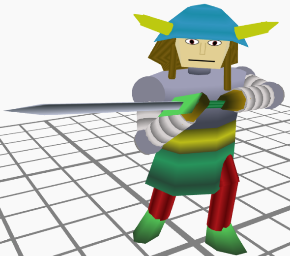 Great Sword Wielder